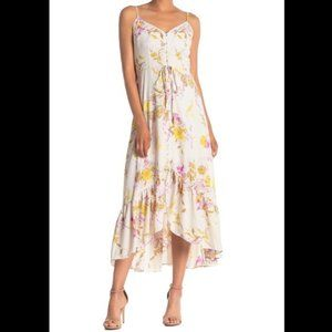 NEW! NANETTE LEPORE FLORAL DRESS!